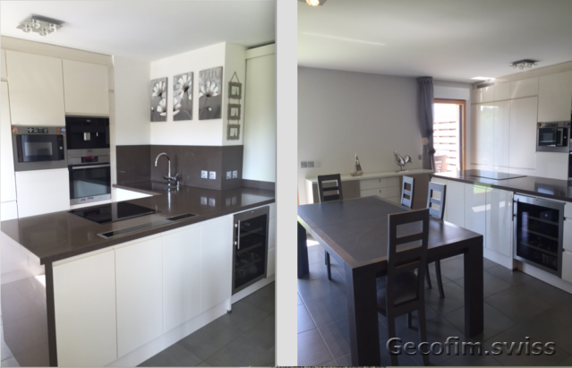 Beautiful apartment in the Cessy (France), 20 minutes from Geneva, route de Pitegny 195C, 01170 C 650,000 CHF