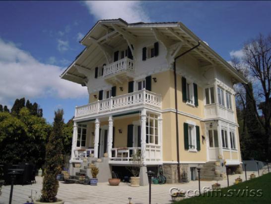 Acheter une belle maison clarens suisse for Acheter maison france voisine geneve