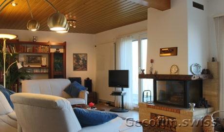 Купить дом в Шерне (Монтре и Веве, Швейцария)