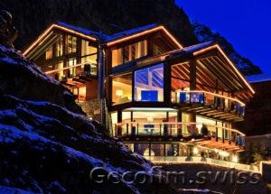 Управление недвижимостью в Швейцарии.