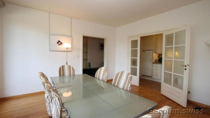 Furnished 3-bedroom apartment in Le Grand-Saconnex close to international organizations. Rent an apartment in Geneva, Switzerland
