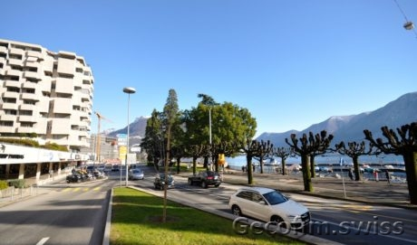Central Park Lugano - 4 bedroom elegant apartment with lake view