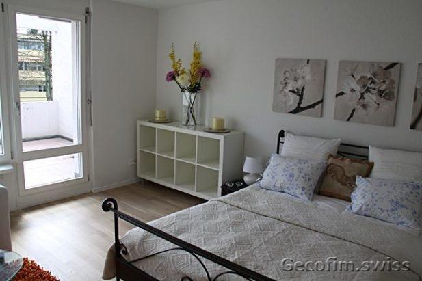 Pour un grand appartement meubl 1 5 pi ces kloten suisse for Appartement meuble geneve